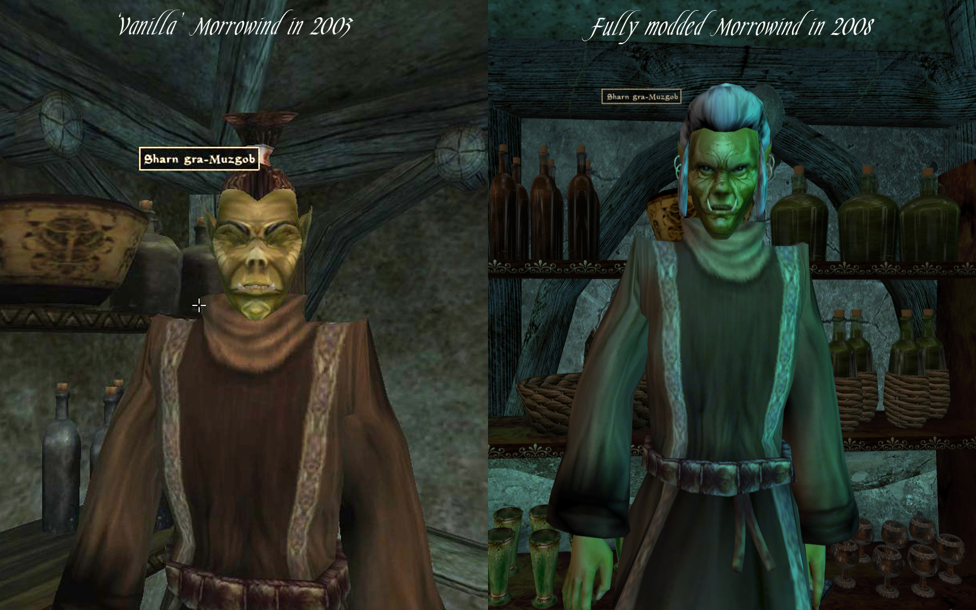 Morrowind: top ten mods for new players a keening mod list.